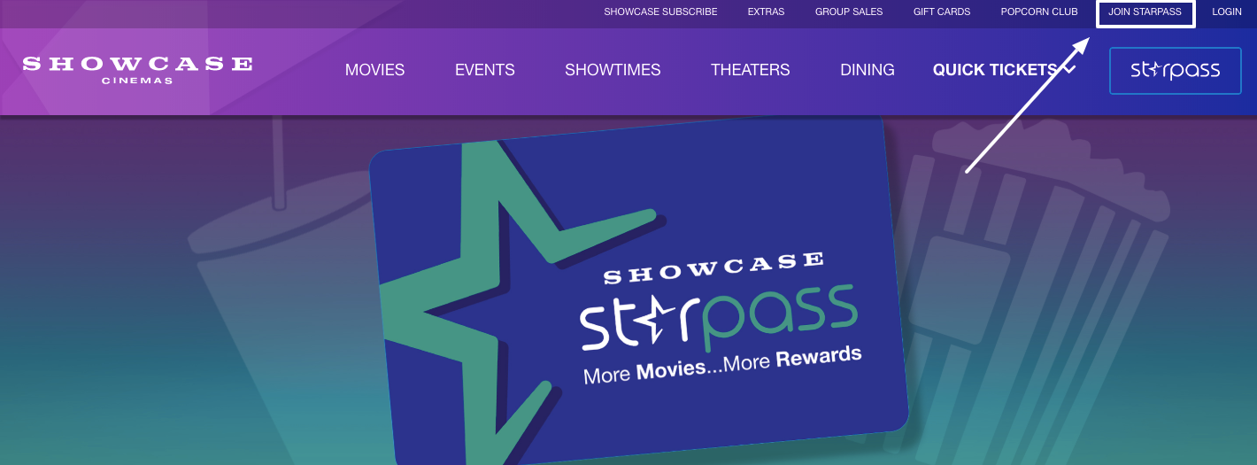 starpass register